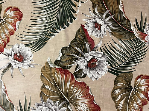 Night Blooming Summer Fabric Sale