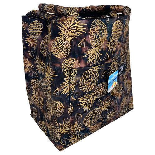 Golden Pineapples Manapua Bag