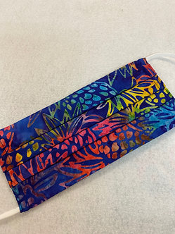 Multicolor Pineapple Batik