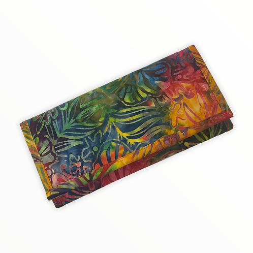 Hibiscus Batik Holoholo Wallet