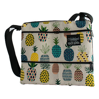 Pineapple Canvas in Beige Ultimate Travel