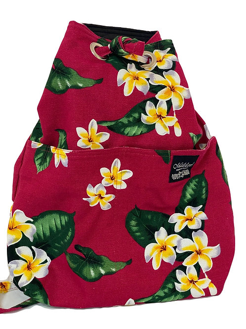 Plumeria Backpack