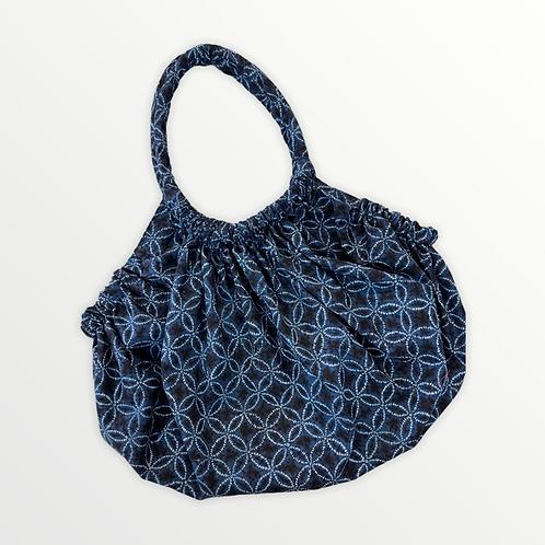 Shibori Holoholo Bag
