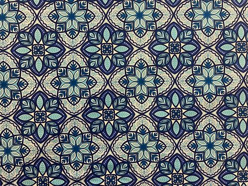 Peacock Lightweight Canvas Summer Fabric Sale