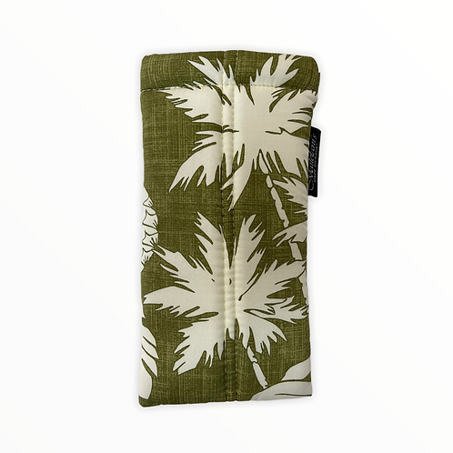 Swaying Palms Eyeglass Case
