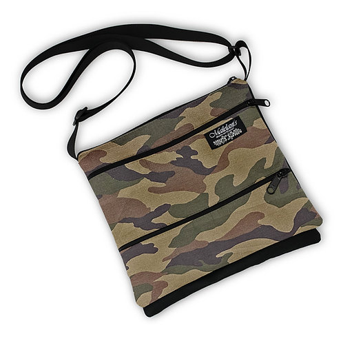 Camouflage Ultimate Travel Bag