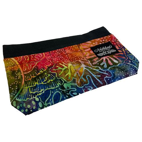 Rainbow Batik Organizer