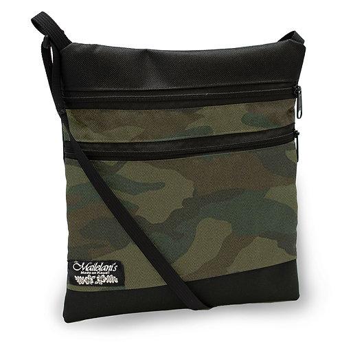 Camouflage Elite Travel Bag