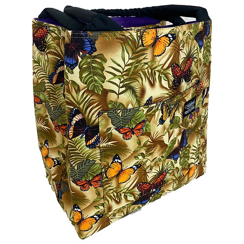 Butterfly Kisses Manapua Bag