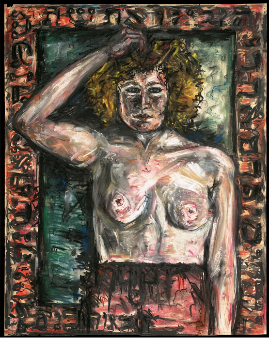 Nude Woman with Frame - Arno Nadel.png