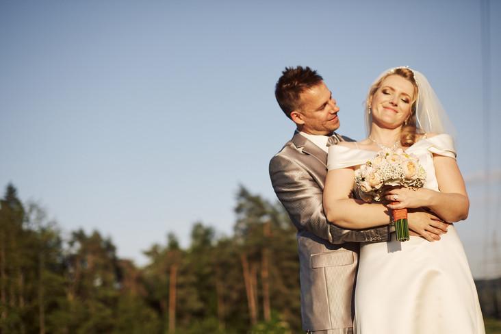 Najina poročna zgodba