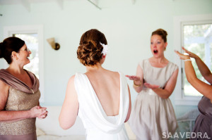 bridesmaids-surprised-bride-in-dress-0830-300x199