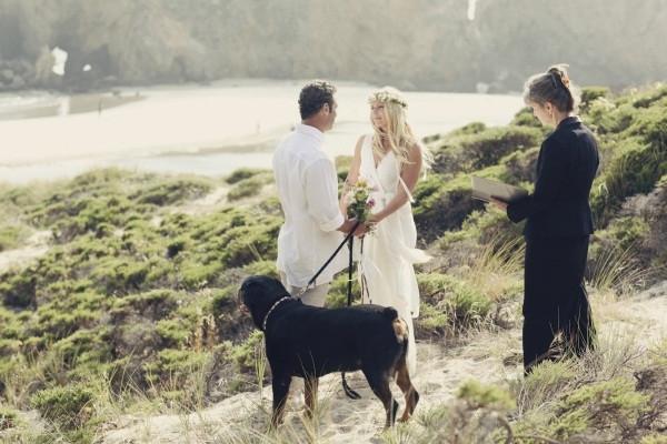 Želiva majhno poroko