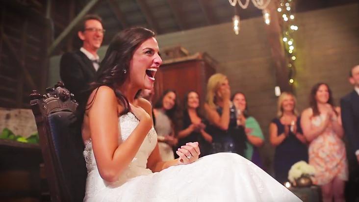 15 načinov kako lahko ženin preseneti svojo nevesto