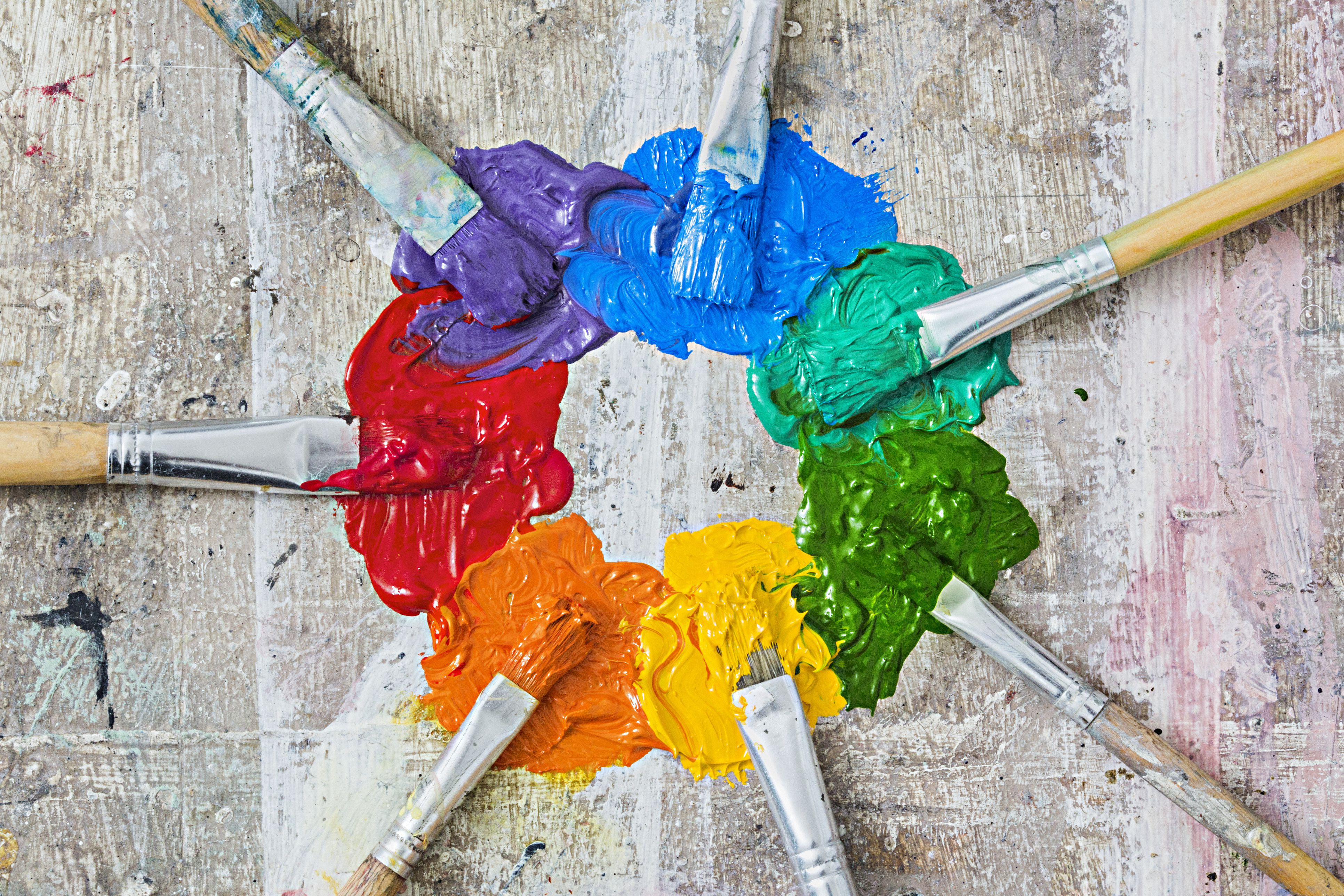 COLOR THEORY & PAINTING