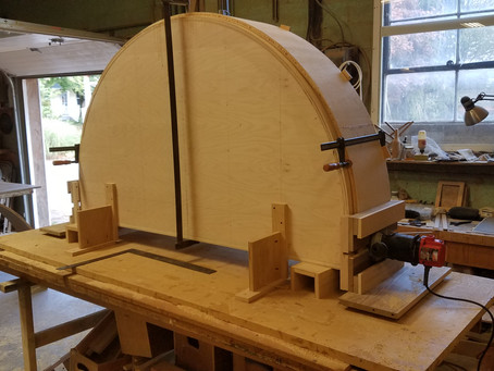 AWA provides custom woodworking for new performing arts center in Frenchtown NJ