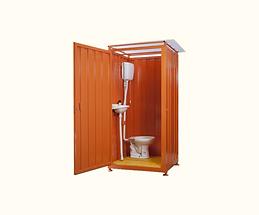 Aluguel de Banheiros para Obras Casa do Construtor.