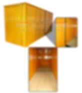 Locação de Container: container desmontável ou container escritório. Container para obra.