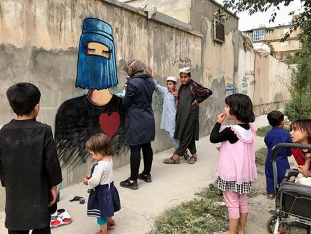 Afghan Street Artistry