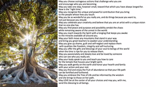 The Tree of Life Blessing