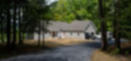 Weybridge Vermont custom home