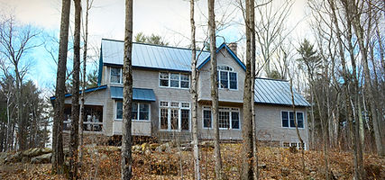 Exclusive Middlebury VT custom home