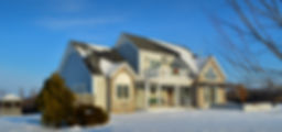 Lake Champlain Custom Home