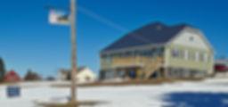 New Haven Horse Farm - custom home construction