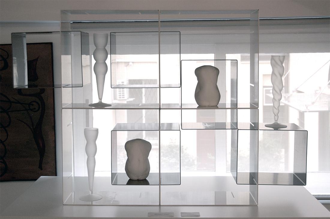 Exhibition Shaken, Milan Italy
