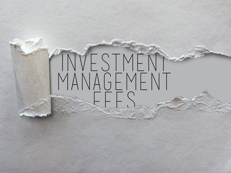 So you've found a mutual fund that will manage your money for free!