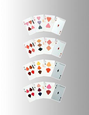 Pola Cosmetics Make-up Playing Card, Japan