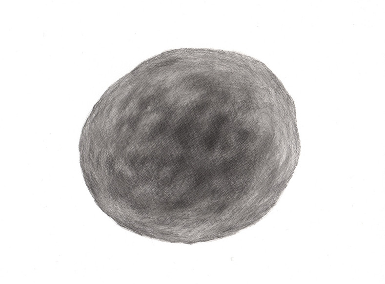 #NeutralMatter #LifeMatter #EggCell #02 Pencil on paper 400 x 300mm