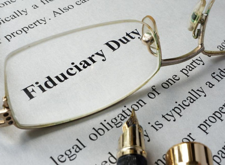 What is a fiduciary and what does it mean for your retirement plan?