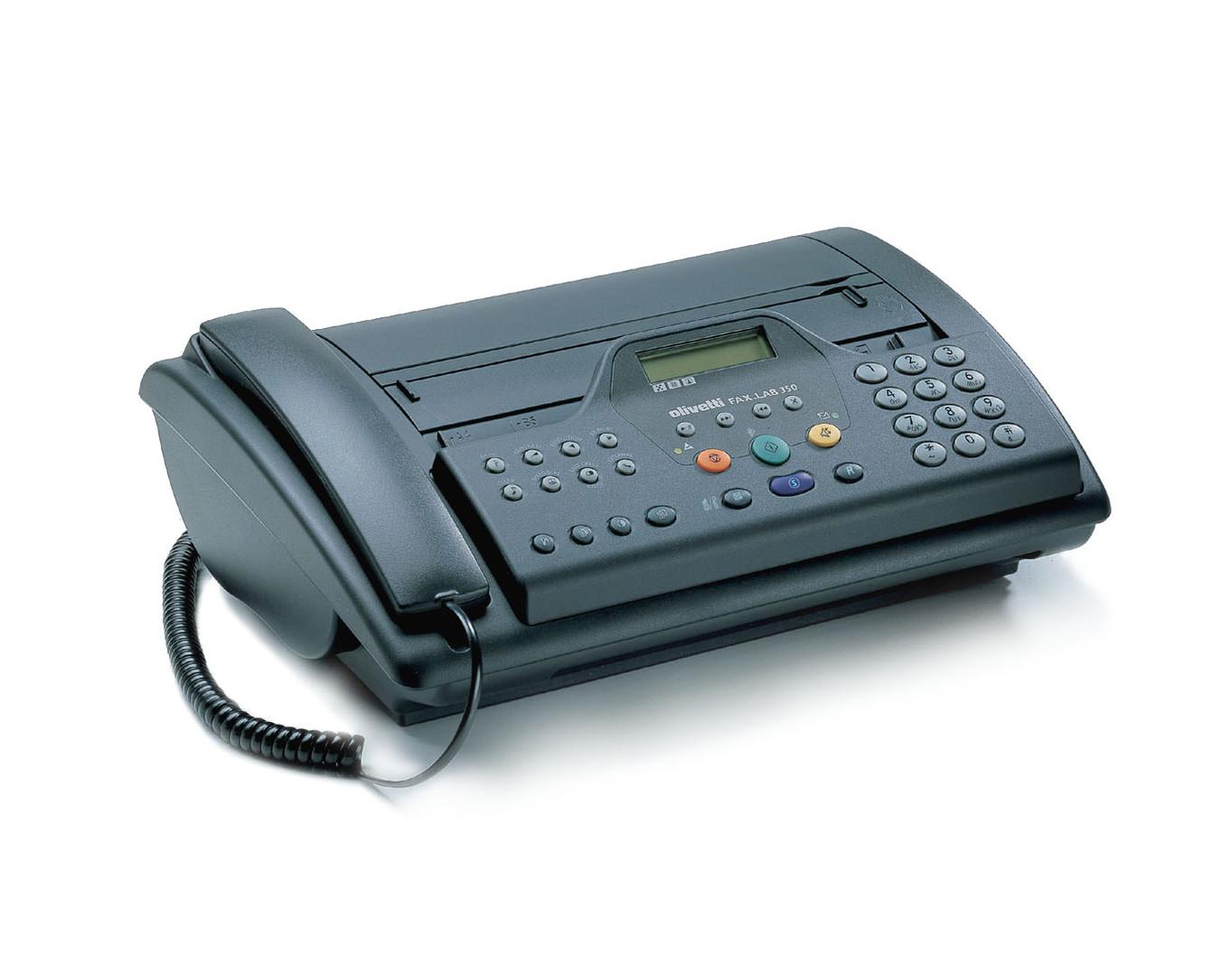 Olivetti Fax-Lab 350 Italy
