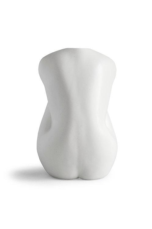 商品名Back Woman White Matte glaze バックウーマンホワイトつや消し釉薬
