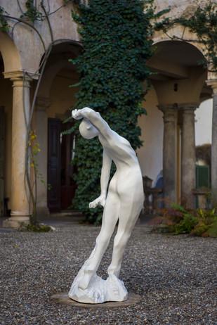 Sculpture Villa Mozzoni