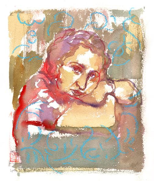 Portrait of Lydia di Matisse