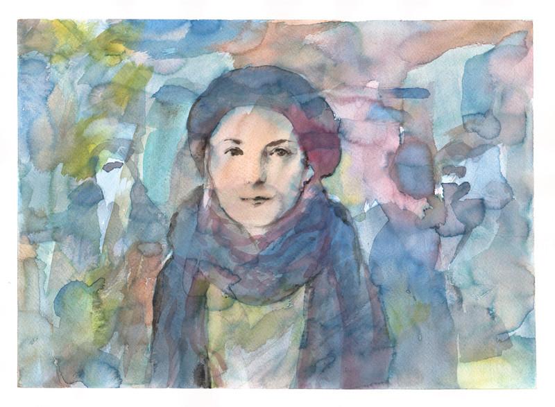 Portrait of Giada