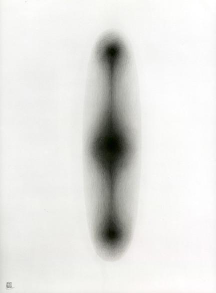 #NeutralMatter - #TransparentMatter Pencil on Paper 1500 x 1100mm