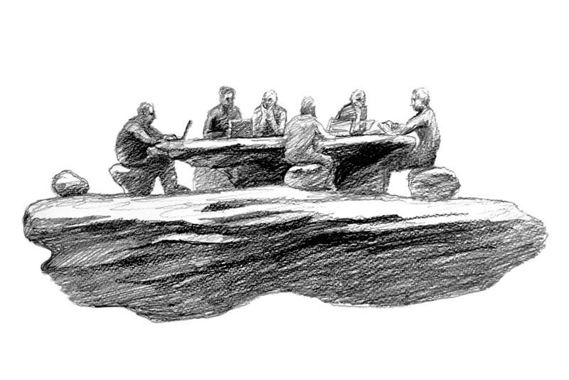 floting meeting