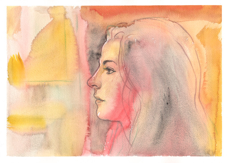 Portrait of Gaia