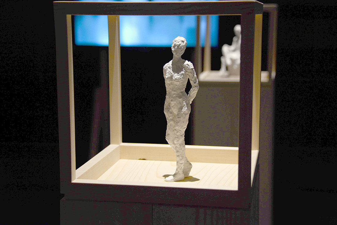 sculpture for monurelle Zambon