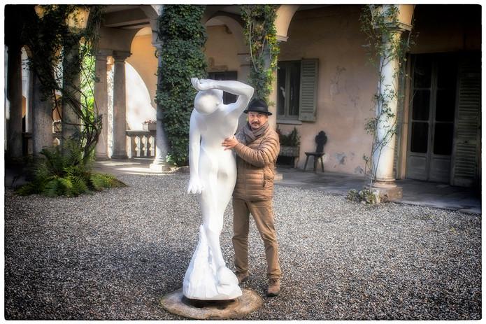 Portraite at Villa Mozzoni