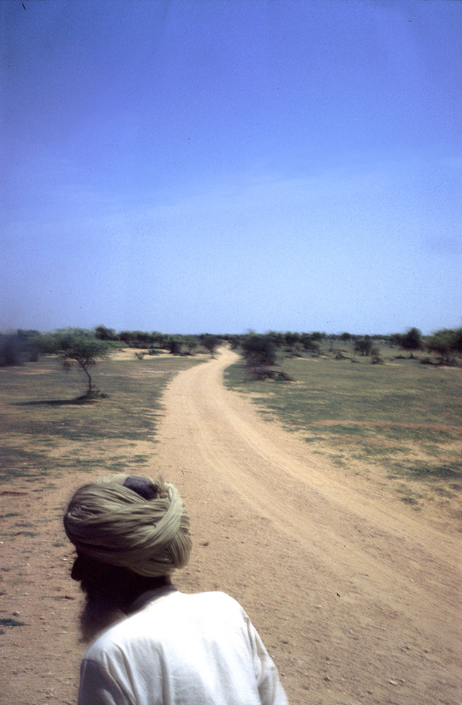 A way, india