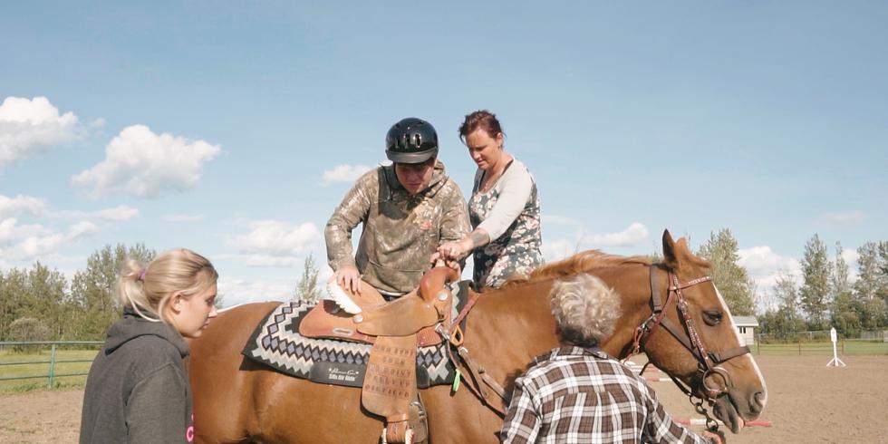 Therapeutic/Adaptive Riding