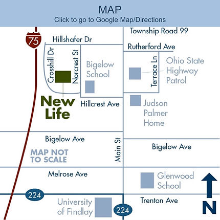 Map to New Life
