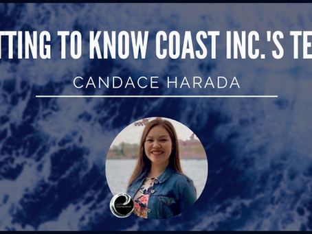 Getting To Know Coast Inc's Team: Candace Harada