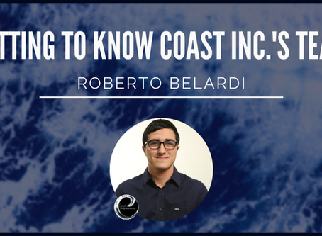 Getting To Know Coast Inc.'s Team: Roberto Belardi