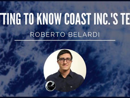 Getting To Know Coast Inc.'s Team: Roberto Belardi