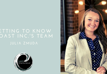 Getting To Know Coast Inc.'s Team: Julia Zmuda